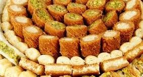 باقلوا سنتی تبریز