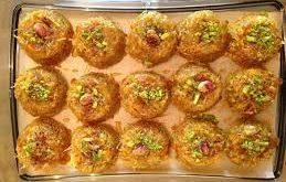 باقلوا سنتی ایران