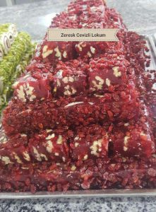 شیرینی باقلوا اصفهانی
